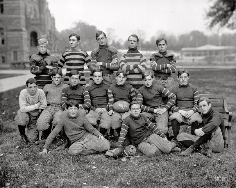 Junior Preps: 1906