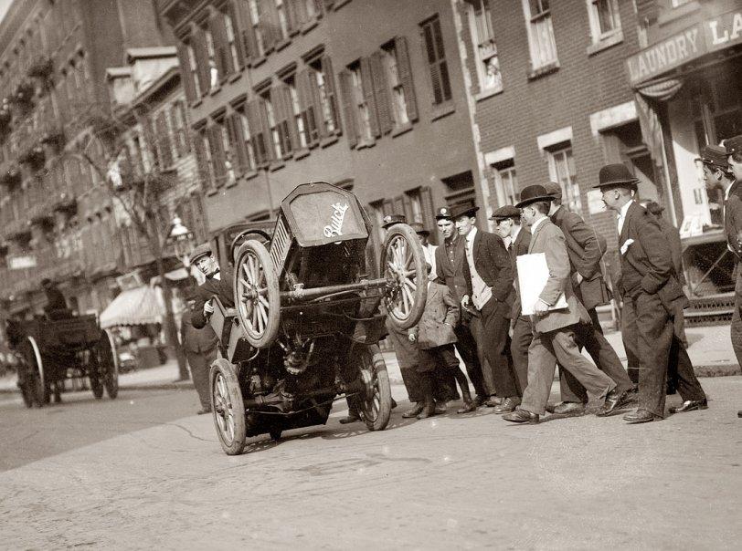 Roy's Hoppin Hooptie: 1915