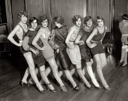 A Chorus Line: 1925