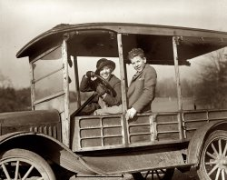 Harriet and Tommy: 1926