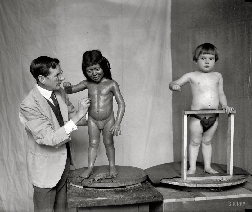 Artist and Model: 1926