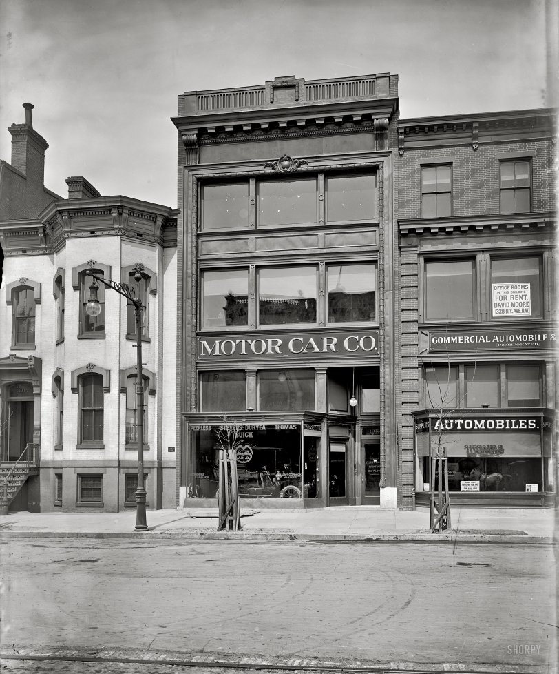 Motor Car Co.: 1907
