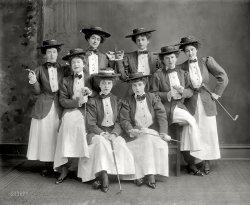 Galloping Gaily: 1917