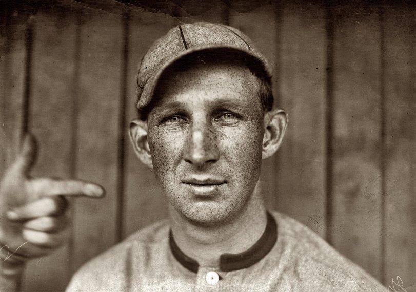 Harvard Eddie: 1911