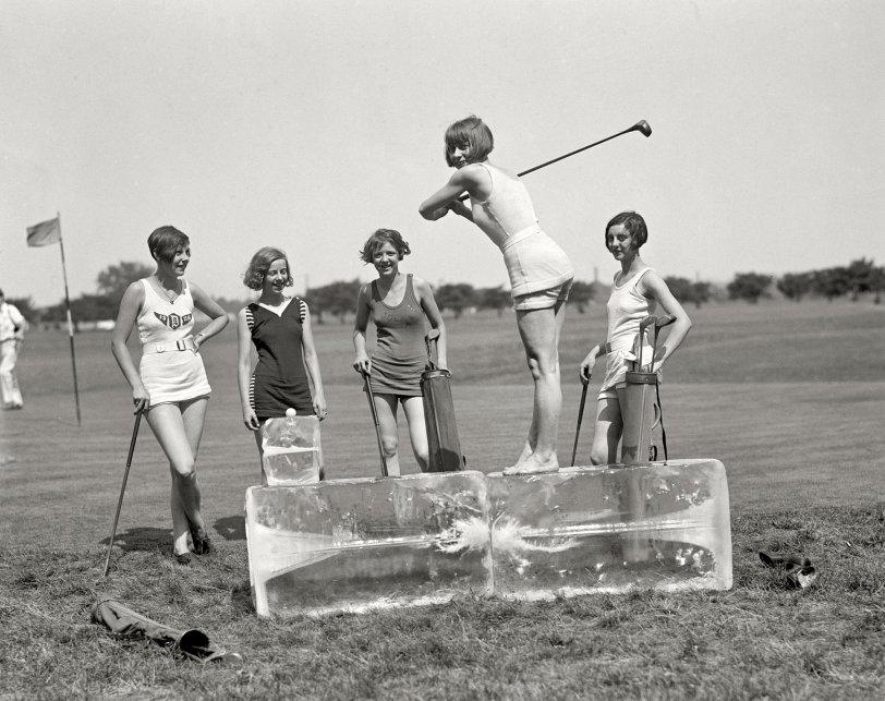 Iced Tee Time: 1926
