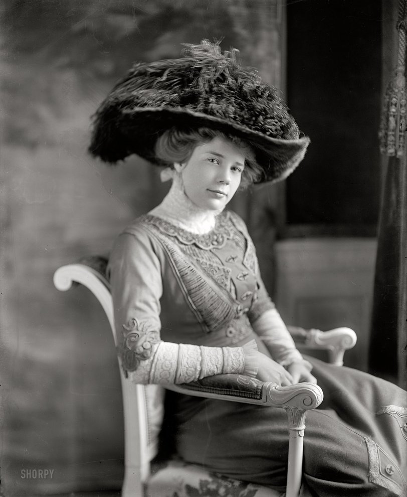 Ethel Roosevelt: 1908