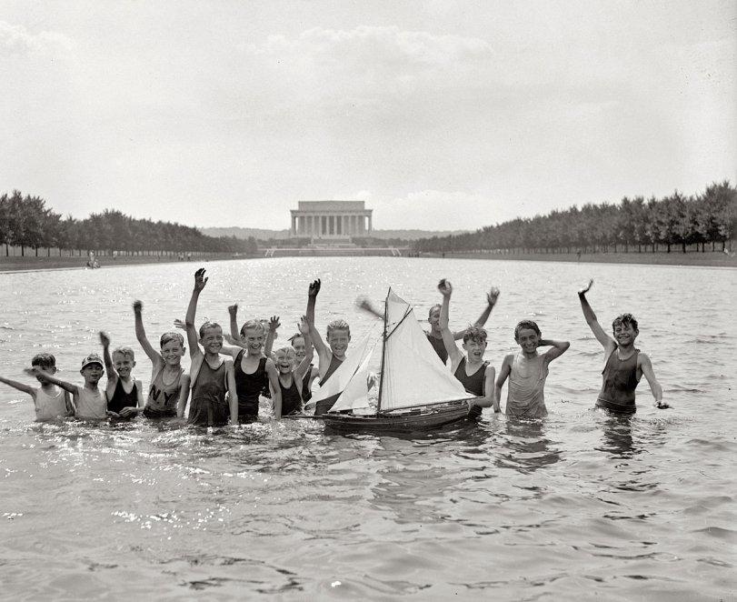 Water Boys: 1926