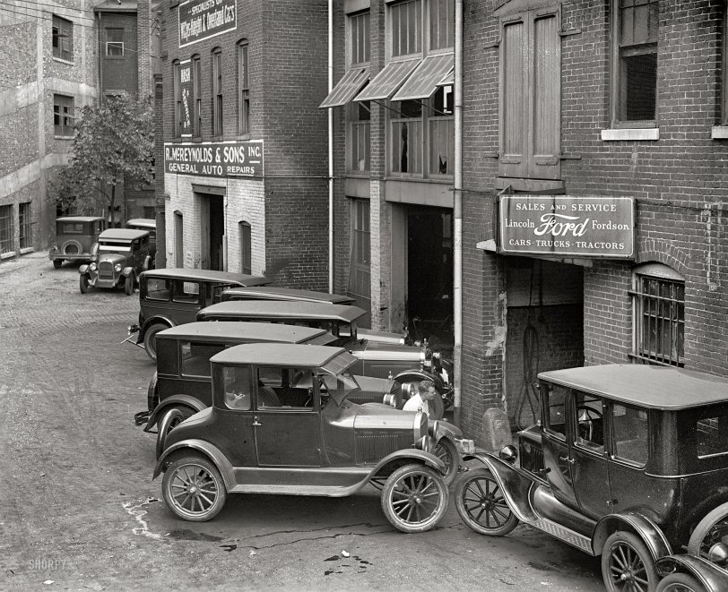 Gasoline Alley: 1926