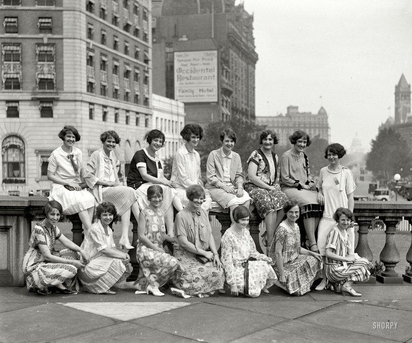 Deaf Delegation: 1926