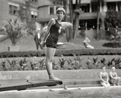 Walking the Plank: 1926