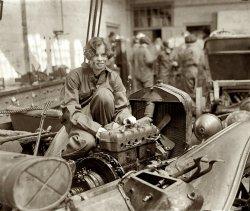 Grace's Garage: 1927