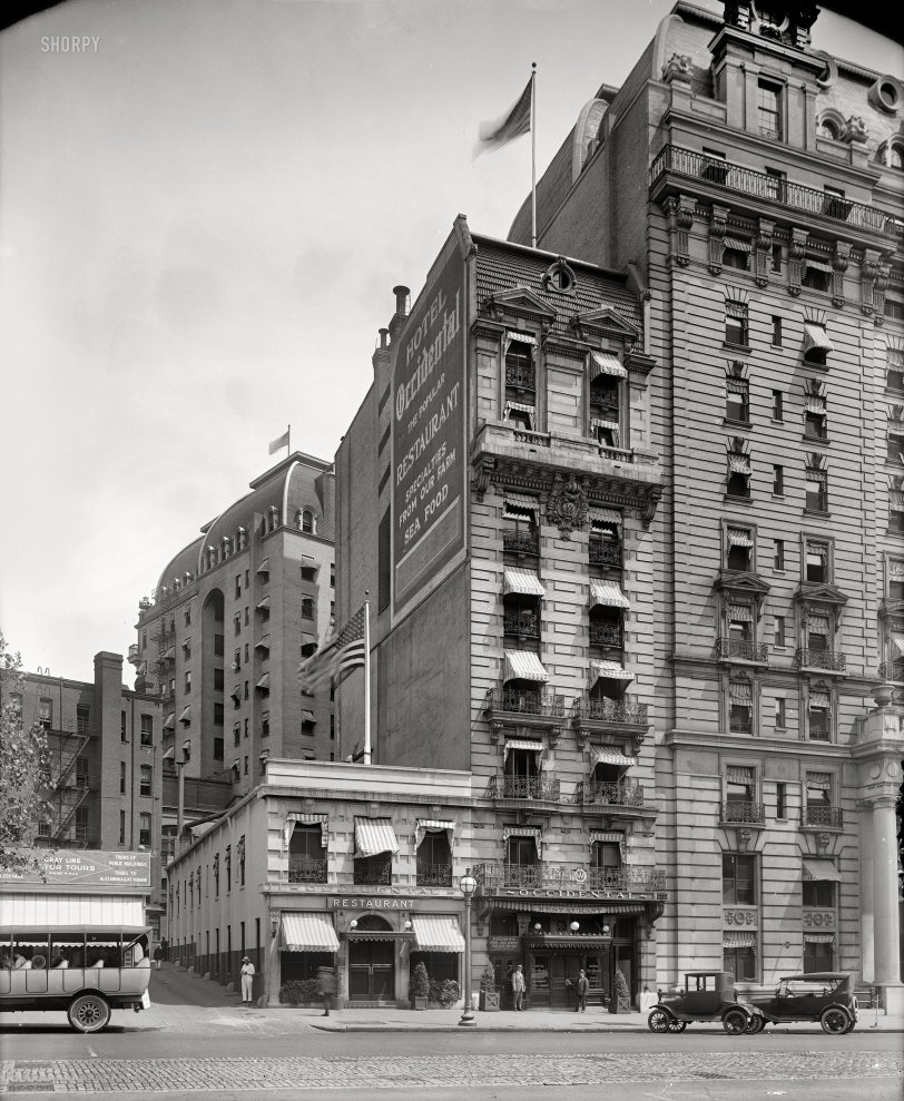 Hotel Occidental: 1920