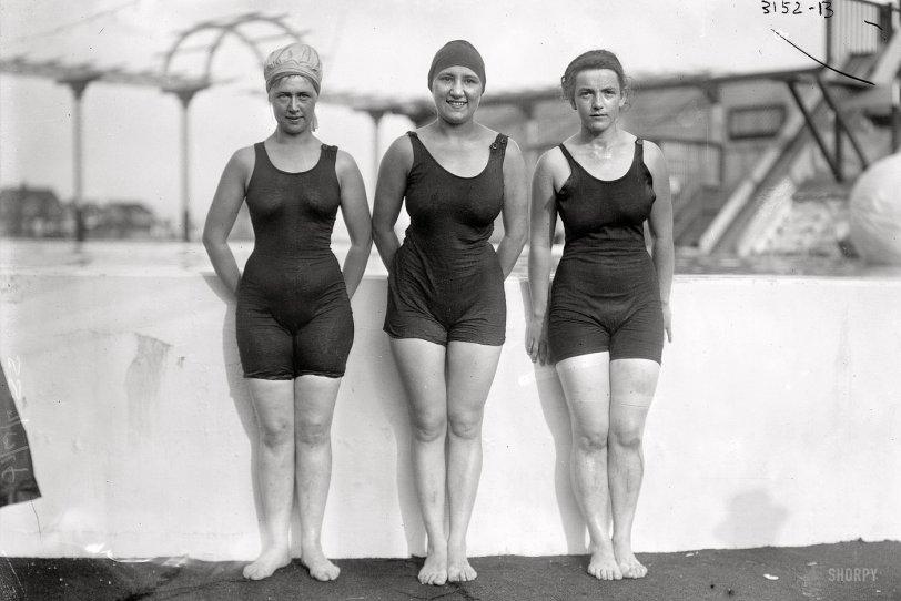 Five-Milers: 1914