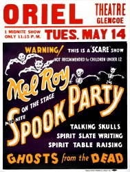 Mid-Nite Spook Party: 1935