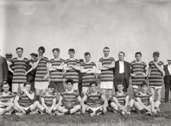 World Cup Fever: 1914