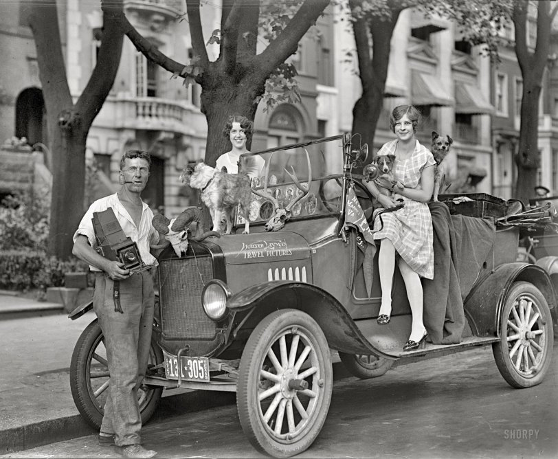The Gas Menagerie: 1927