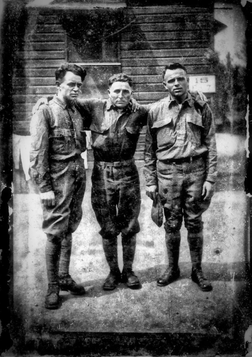 Private Leo C. Ziv: 1917.