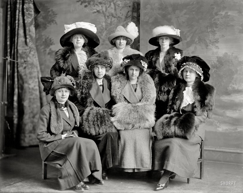 Alpha Girls: 1912
