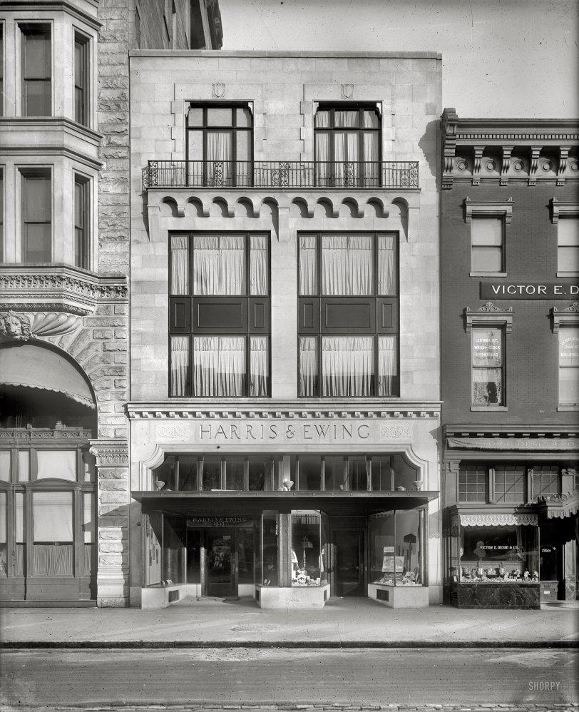 Harris & Ewing: 1924
