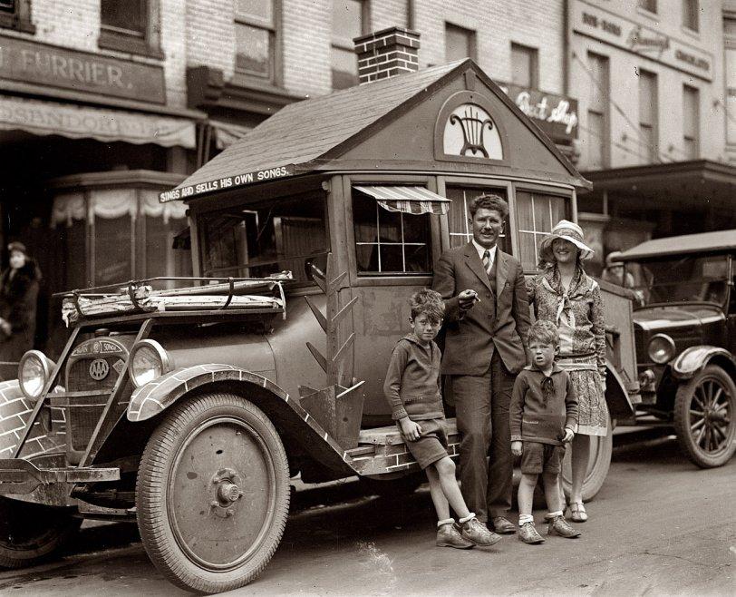Farrar and June Burn: 1929