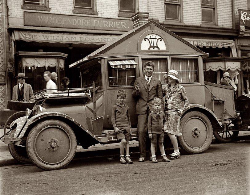 Burn Ballad Bungalow: 1929