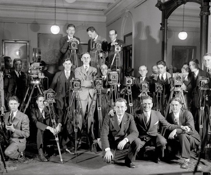 Photo Op: 1929