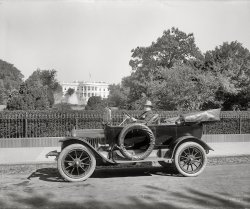 Big Wheels: 1917