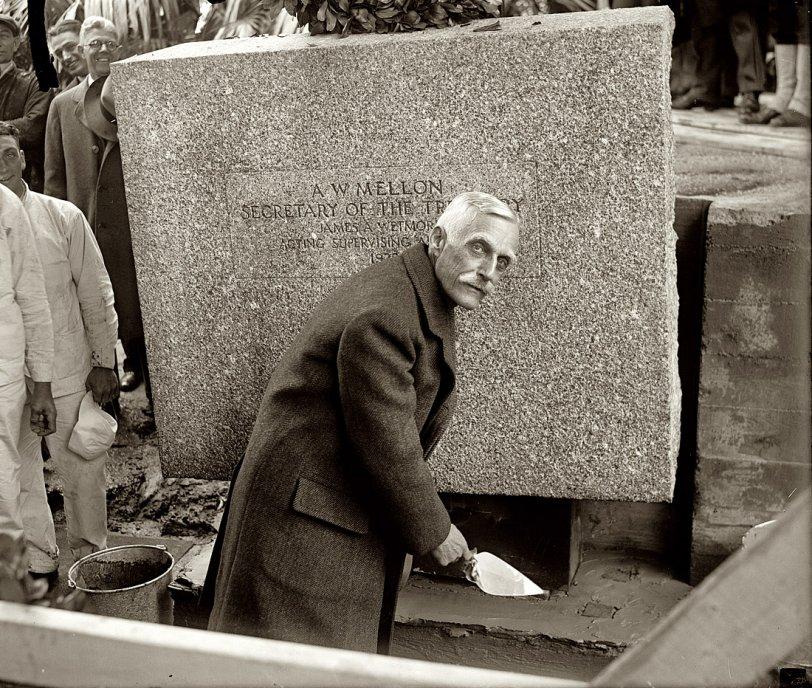 Tax Man: 1929