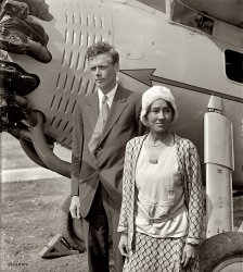 Charles and Anne: 1929