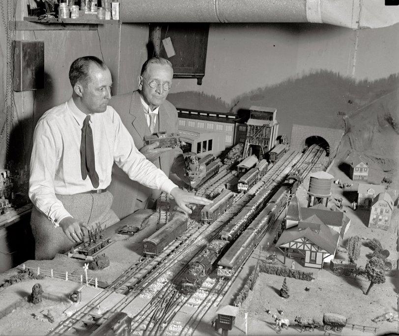 Trainville: 1929