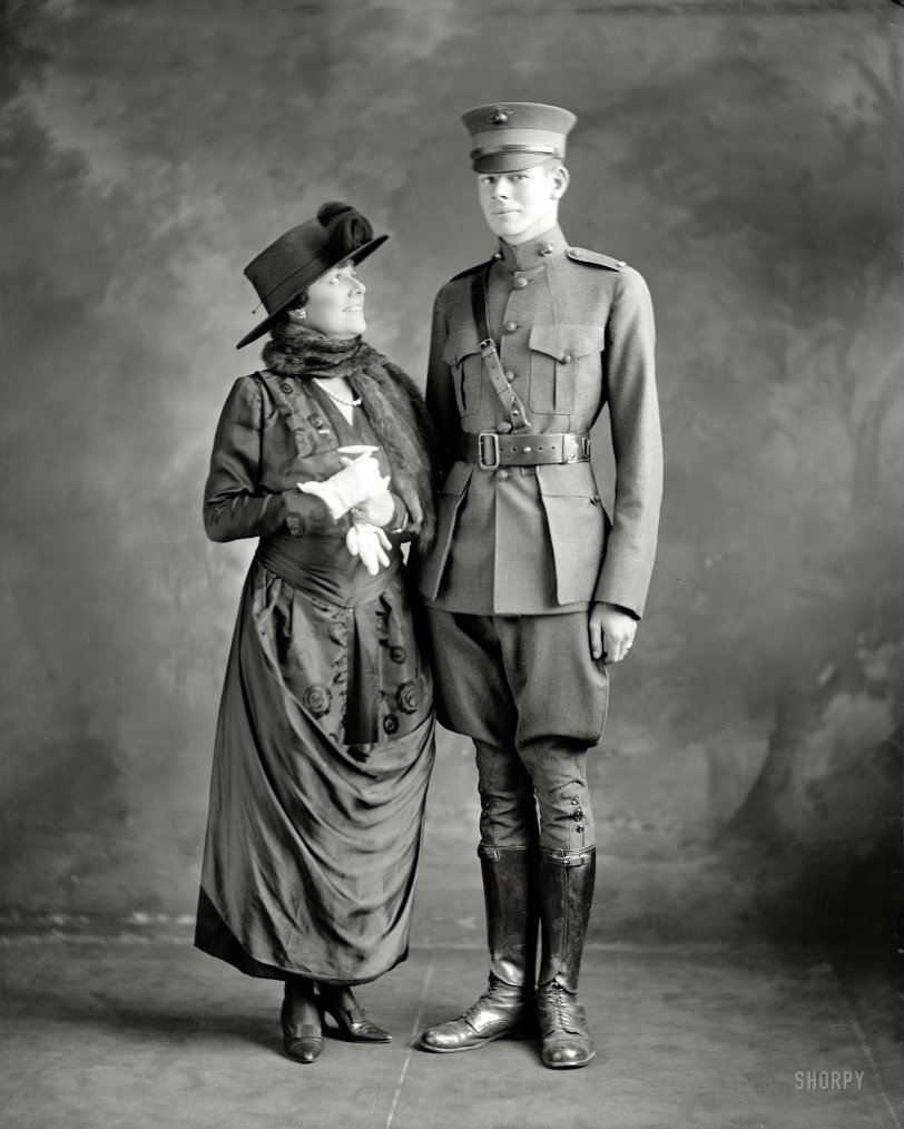 Momma's Marine: 1916