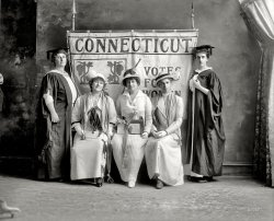 Connecticut Votes for Women: 1917