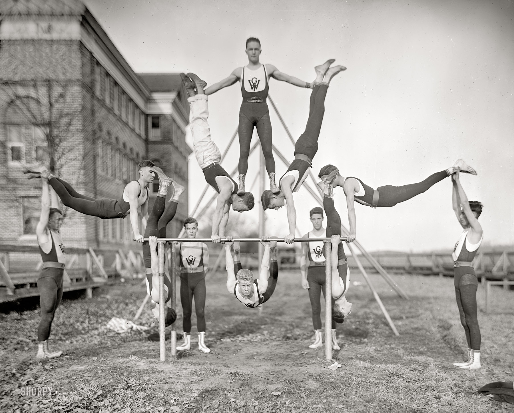 Shorpy Historical Picture Archive :: In Training: 1924