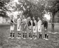 Charlotte Hall Basketball: 1920