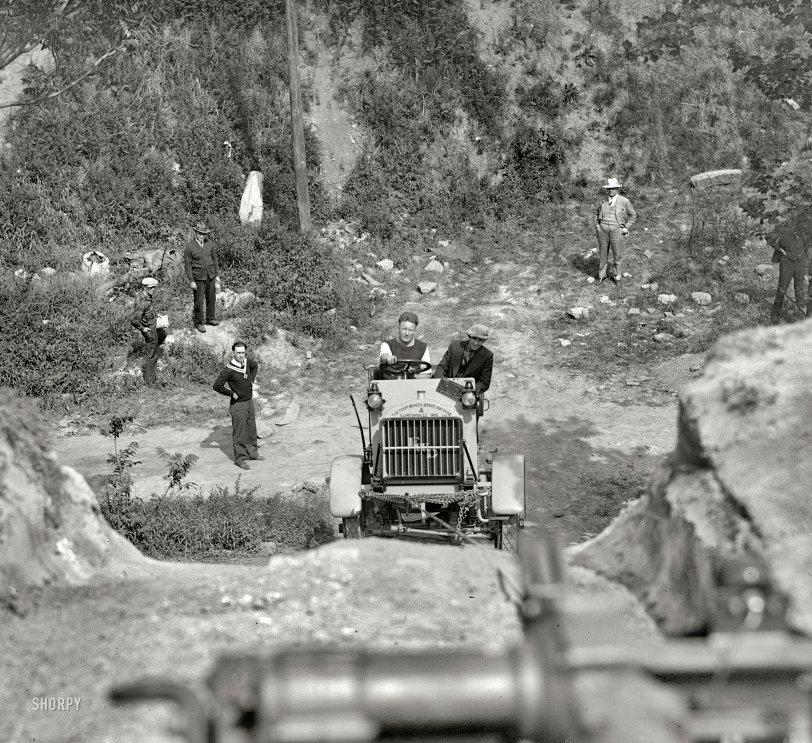An Uphill Climb: 1928