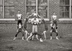 Teamwork: 1910