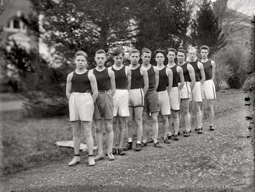 Marathon Men: 1910