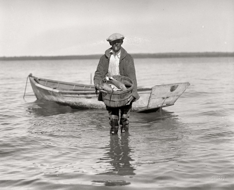 Me and My Shad: 1920
