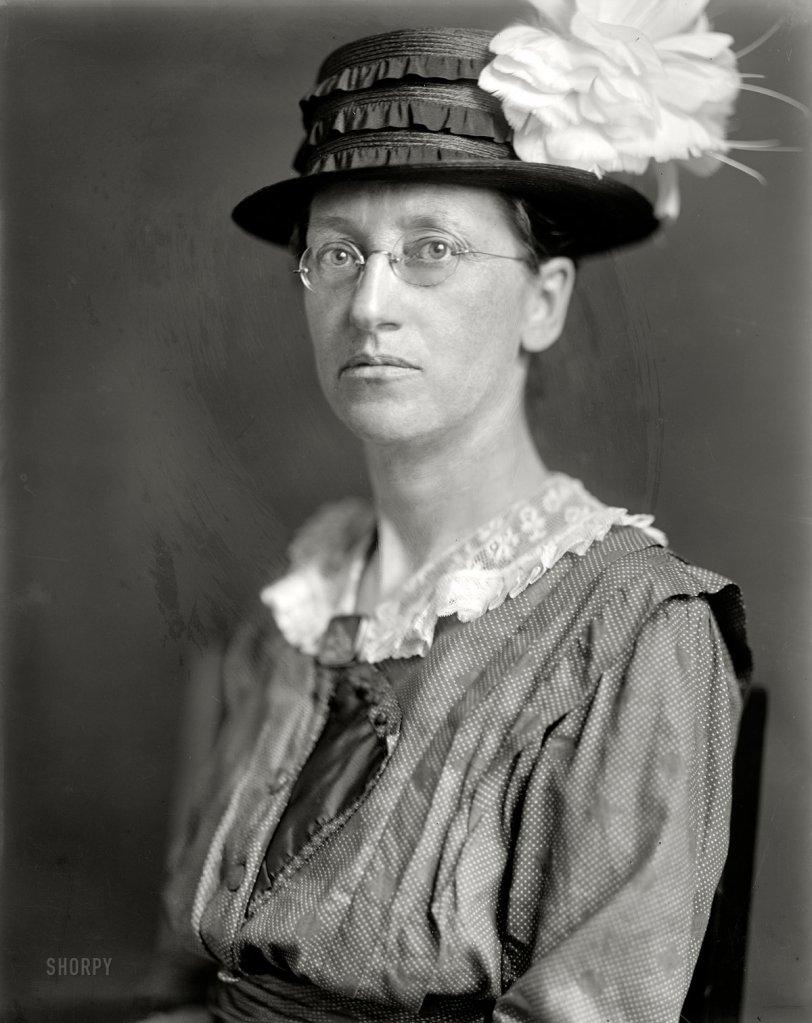 Emily Greene Balch: 1920