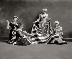 Stars and Stripes: 1915