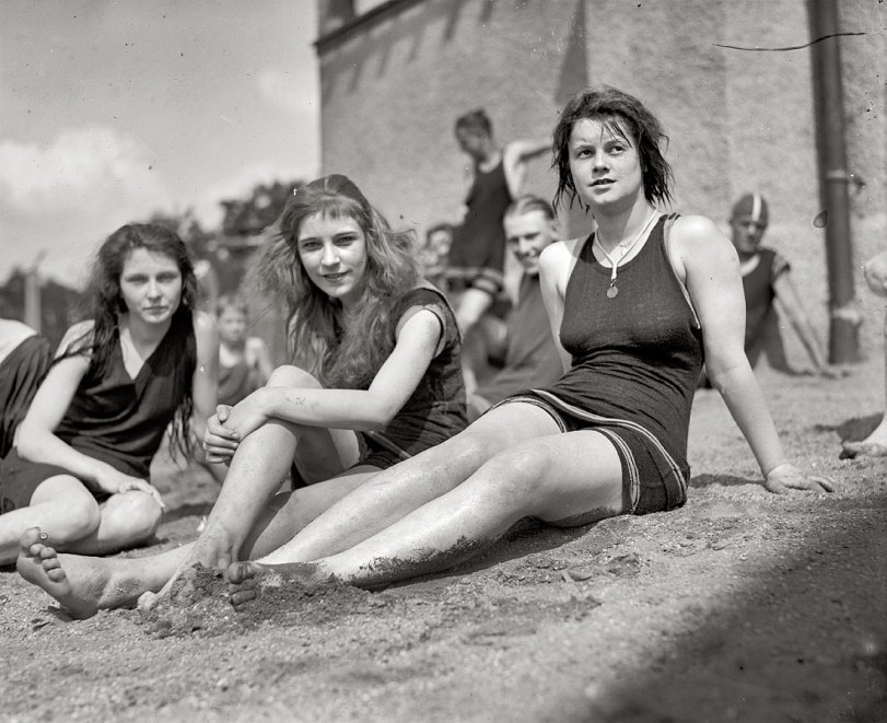 The Girls of Summer: 1922