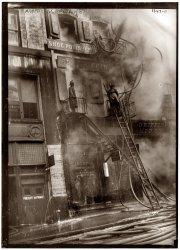 Murray Street Fire: 1915