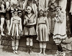 Bathing Beach Parade: 1919