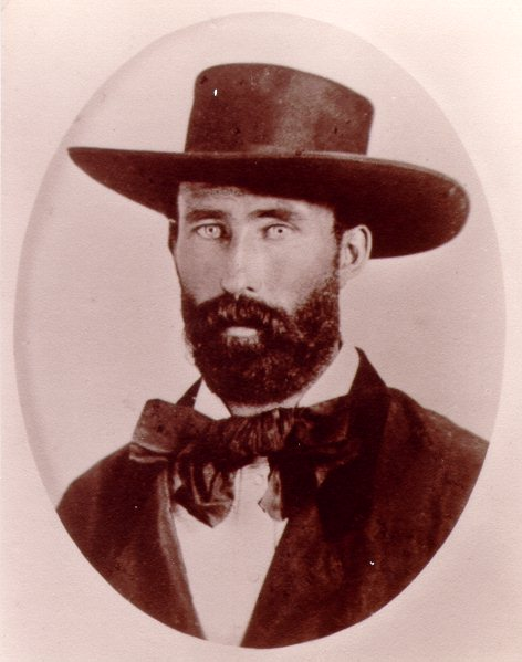 Great Great Grampa in 1861