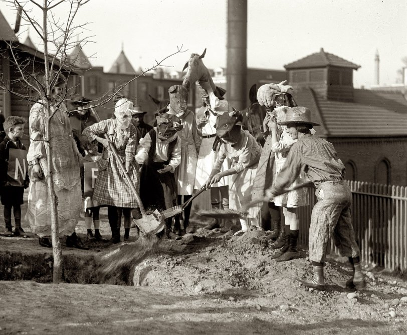 Earth Day: 1920