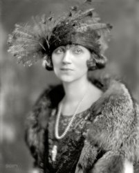 Feathers, Furs, Pearls: 1920