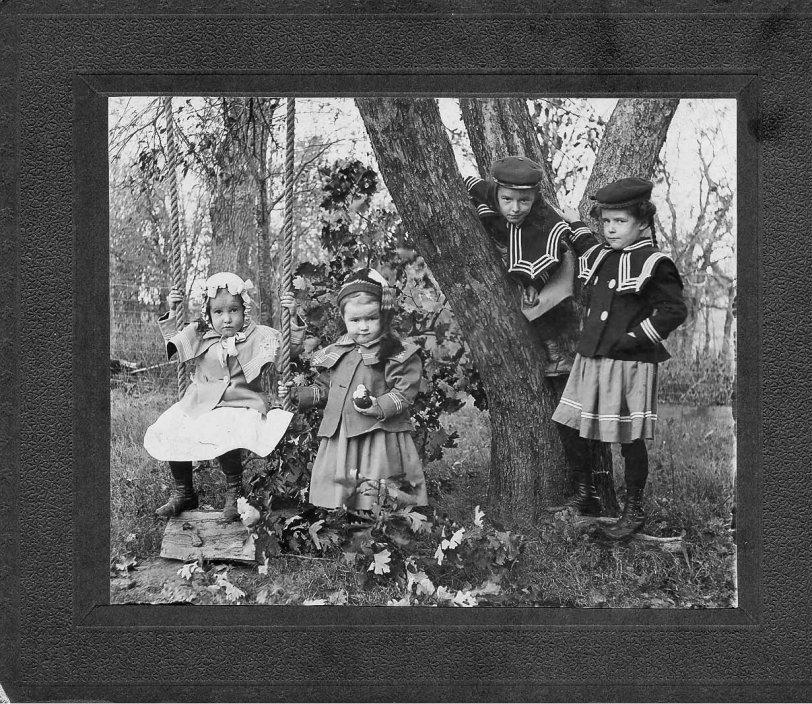 Batkids Shorpy Vintage Photography