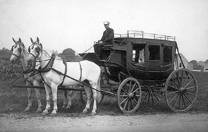 Coach Stop: 1908