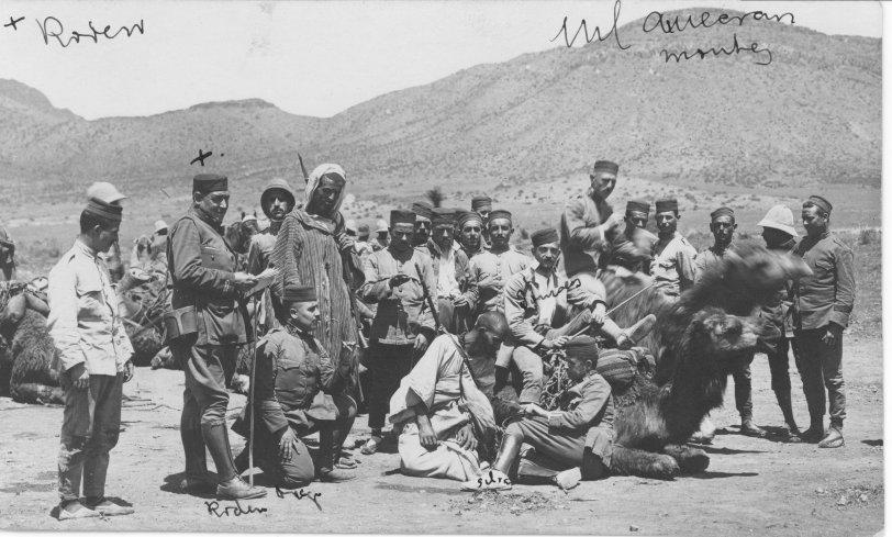 Melilla 1917 B