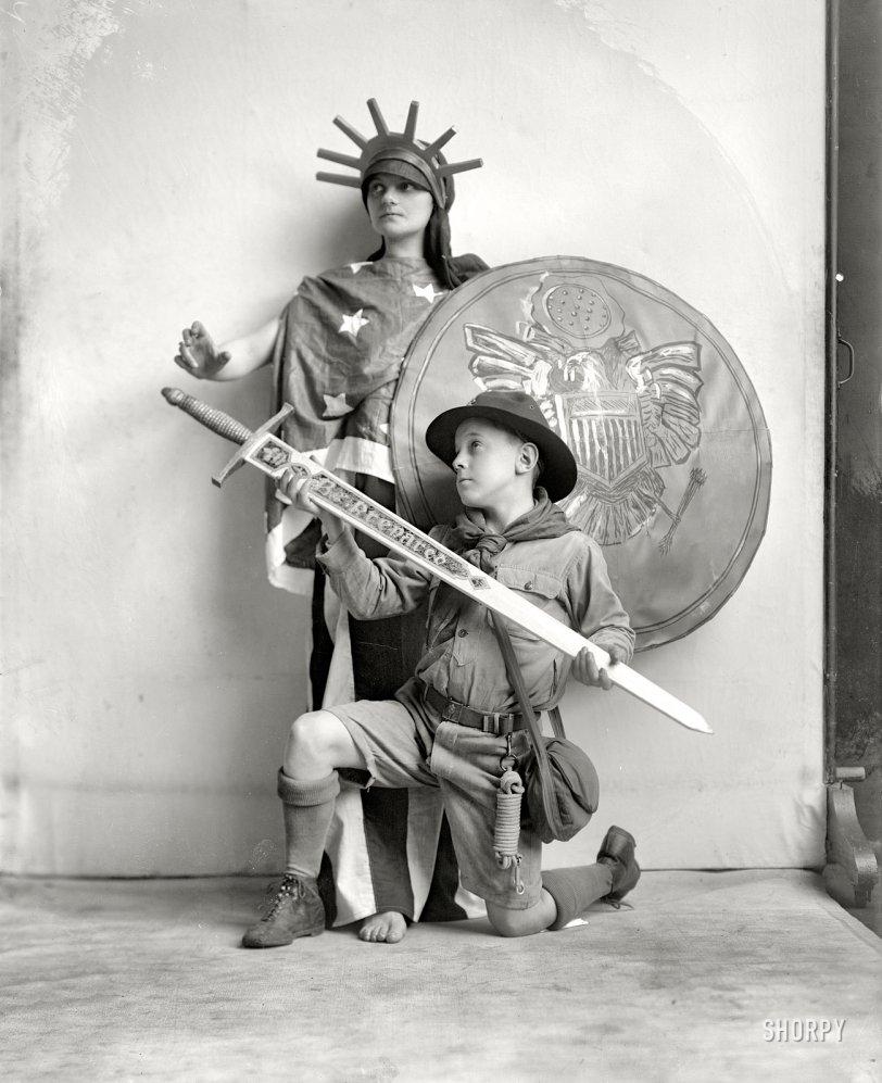 Be Prepared: 1918
